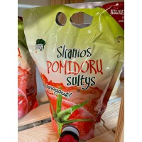 Natūralios pomidorų sultys 3 l
